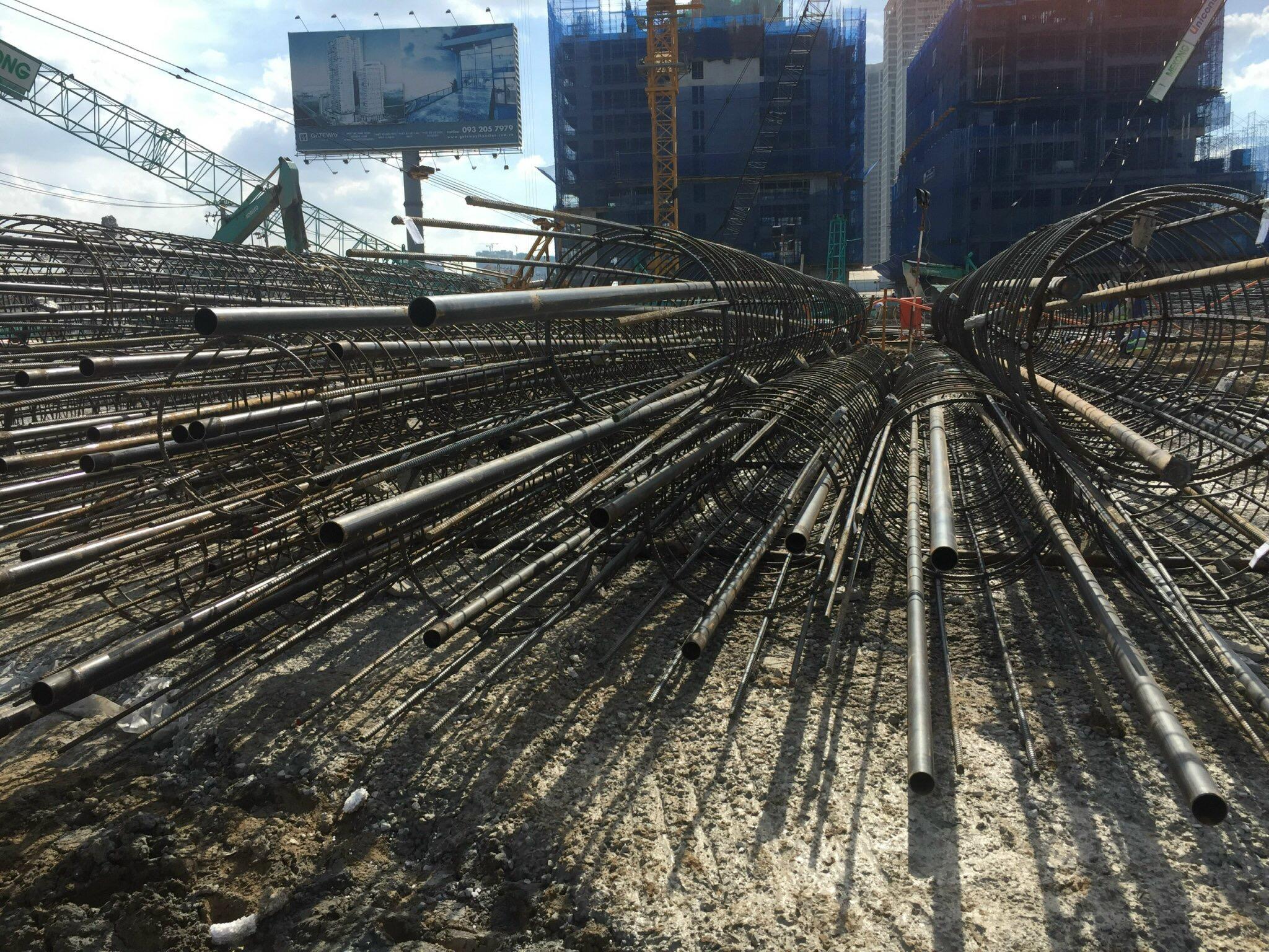 ống thép  được sử dụng rộng rãi từ các công trình xây dựng ống thép siêu âm